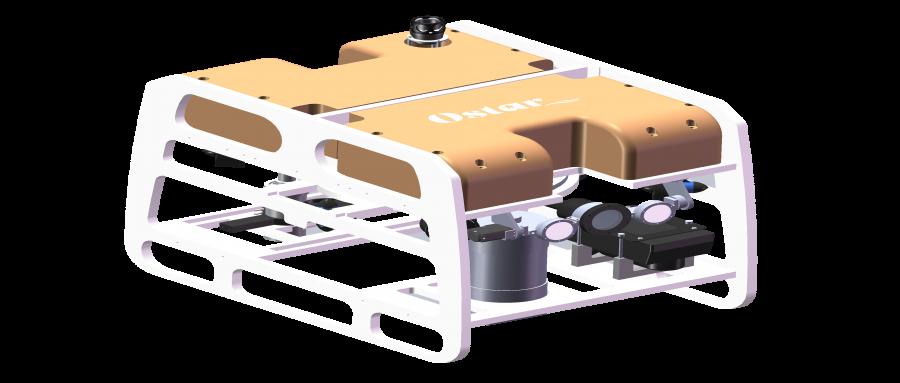 ROV4-多功能水下勘测机器人