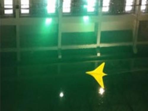 飞翼式水下滑翔机