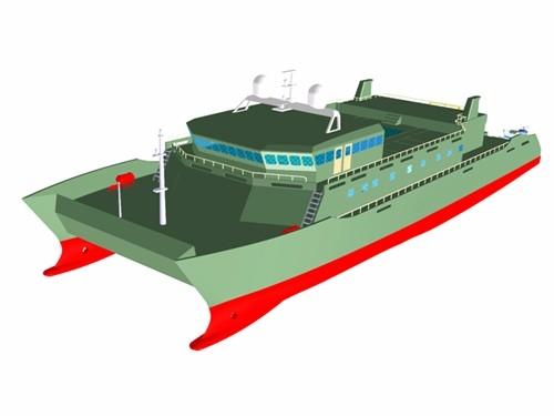 沿海综合探测系统