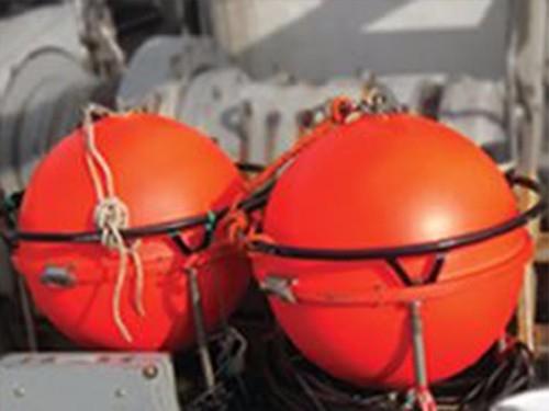 宽带自治式海底地震仪